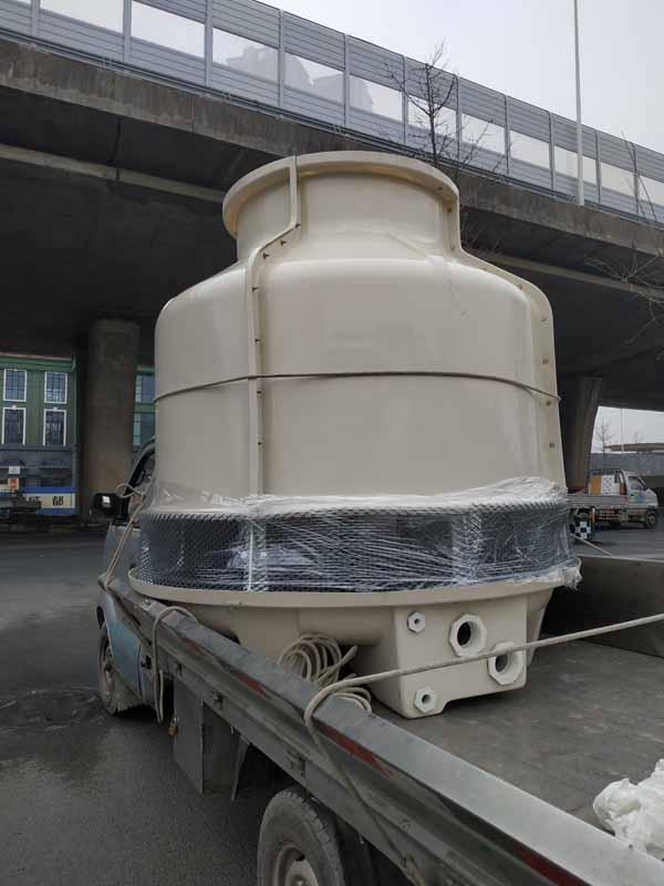 缅甸50T冷却塔,使用单位:缅甸佤邦万通矿化有限公司