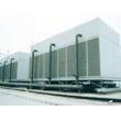 方形横流式玻璃钢冷却塔
