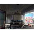 成都轨道交通17号线一期工程TJ07标段125吨冷却塔安装现场